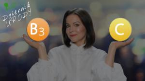 Czy witaminę B3 można łączyć z witaminą C
