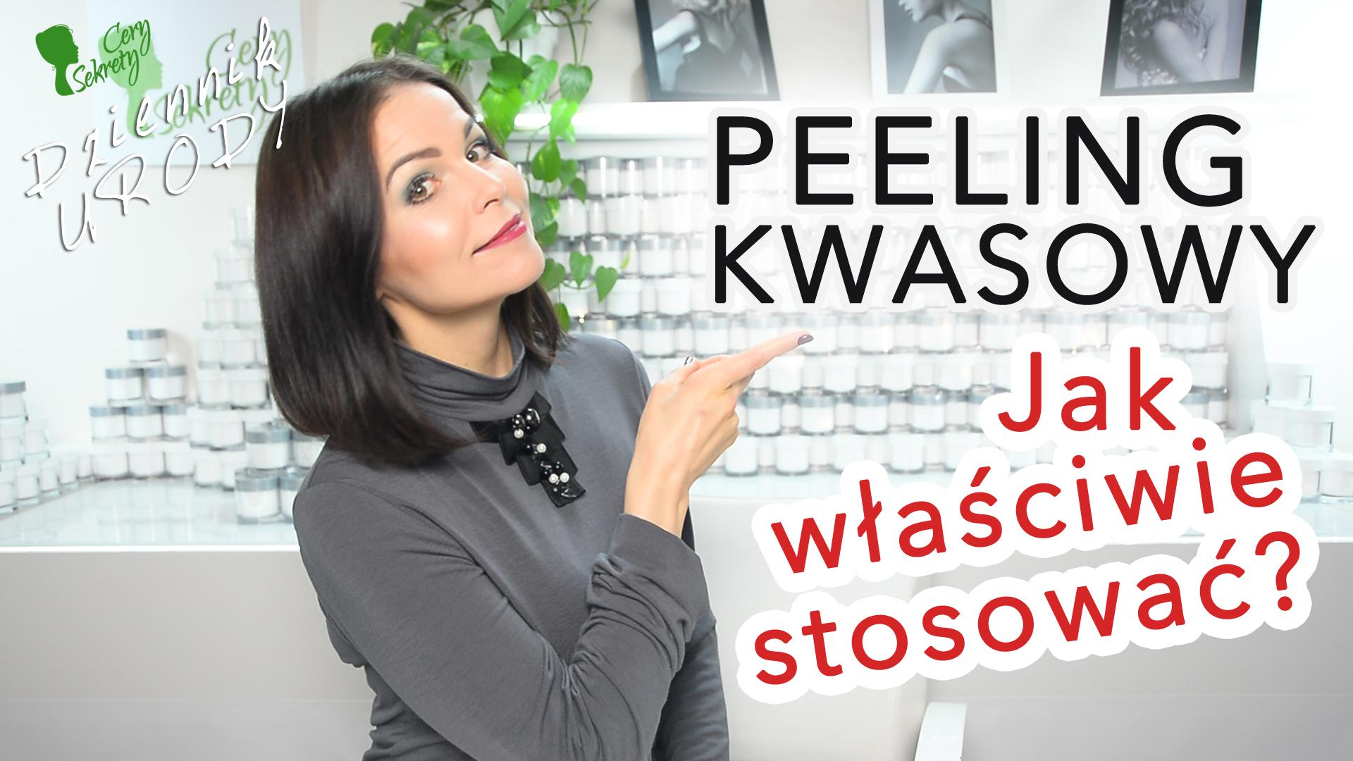Peeling kwasowy