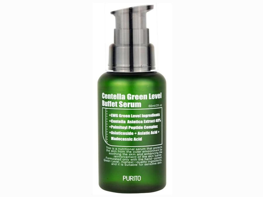 Serum Purito Centella Green Level Buffet Serum