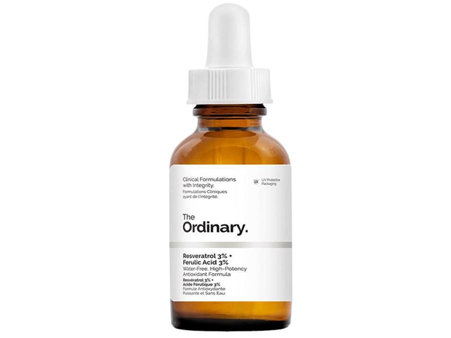Serum z kwasem ferulowym i resweratrolem The Ordinary